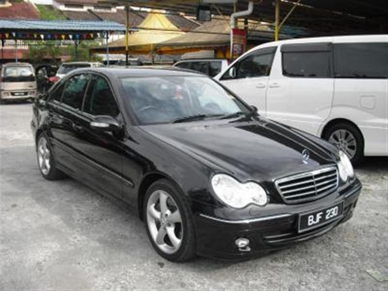 used 2010 mercedes benz c230 for sale rm 180 000 ad