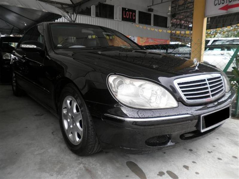 Used 2004 mercedes benz s280 2 8 a 00 04 for sale rm for Mercedes benz s280 for sale