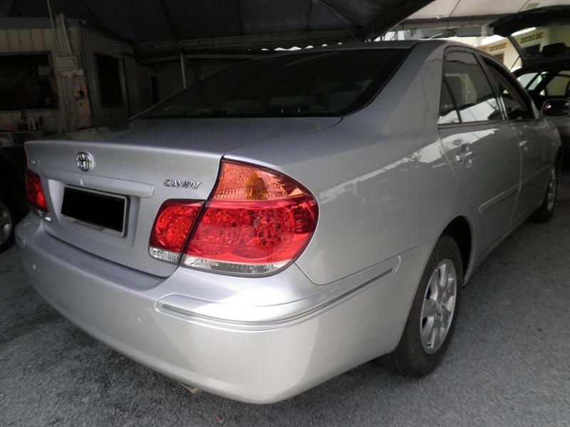 used 2006 toyota camry 2 0 auto vvti 06 for sale ad 2867 malaysia. Black Bedroom Furniture Sets. Home Design Ideas
