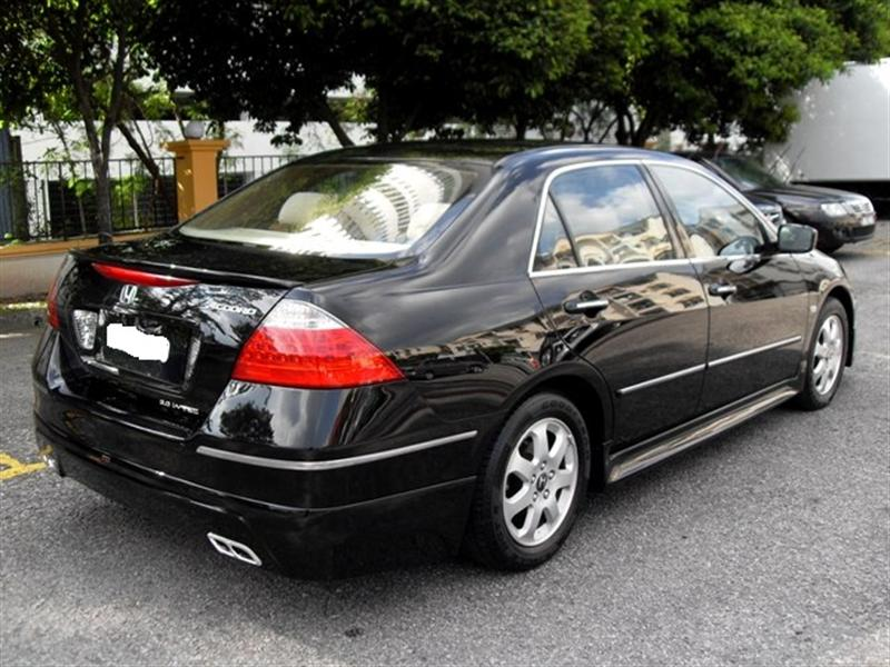 used 2007 honda accord full bodykit for sale ad 2959 malaysia. Black Bedroom Furniture Sets. Home Design Ideas