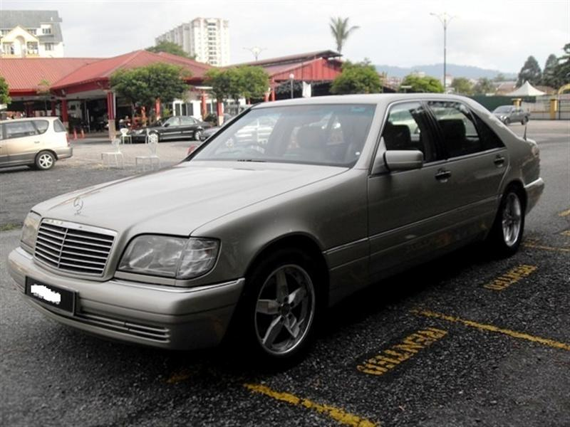 Used 1995 Mercedes Benz S320 Full Spec For Sale Rm 26 800