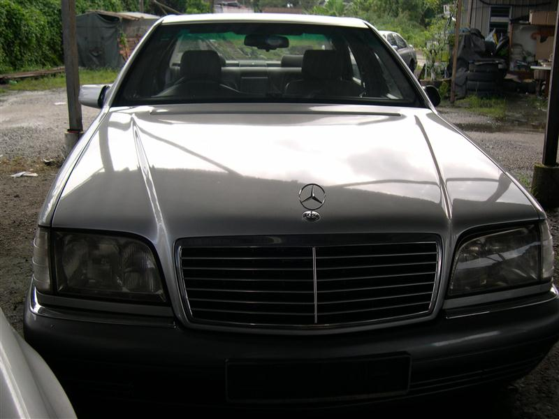 Used 1997 mercedes benz s280 for sale rm 36 800 ad 441 for Mercedes benz s280 for sale